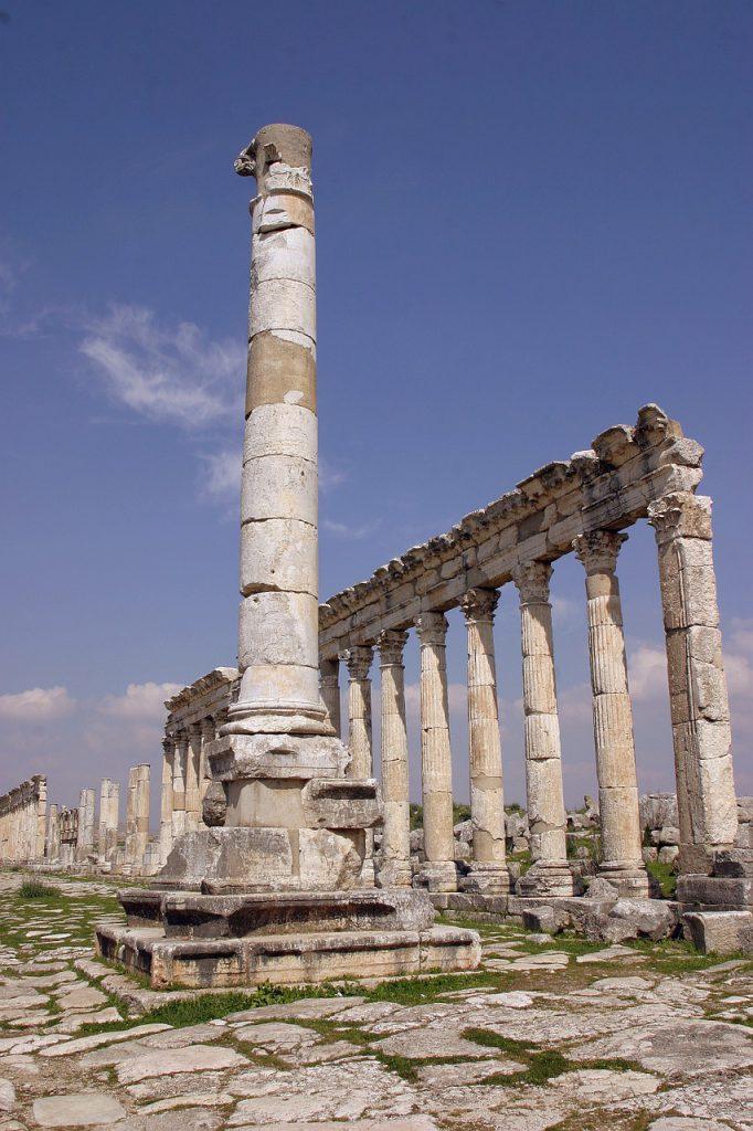aphamia, byzantisch, syria